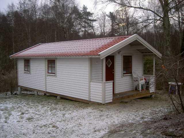 Fribo från Eje Stugan är ett Attefallshus på 30 kvadratmeter