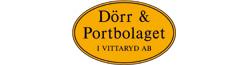 Dörr & Portbolaget,garage-carport