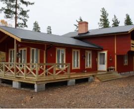 Fritidshus Från KEO Stugan