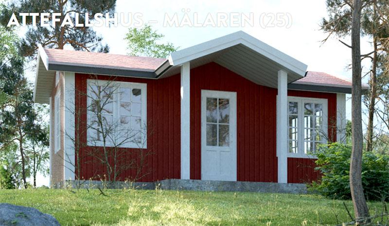EXTRAHUSET SWEDEN AB - attefallshus-malaren-extrahuset-2017
