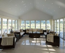 Frillesåsvillla med fönster från Villafönster