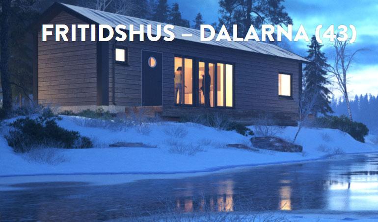 EXTRAHUSET SWEDEN AB - fritidshus-dalarna-extrahuset-17