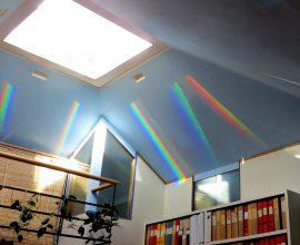 ljusspektra-i-taket
