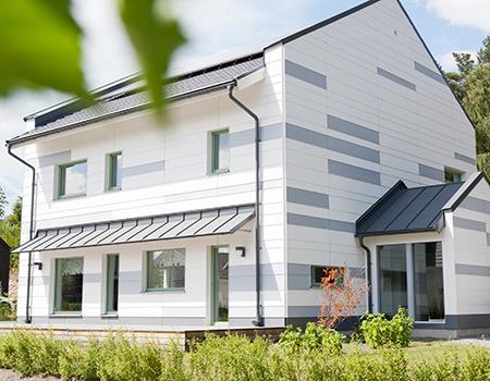 Fiskarhedenvillan - Passivhus Björken
