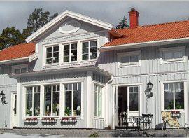 Attraktiva hus