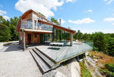 Rörvikshus Årets hus 2016